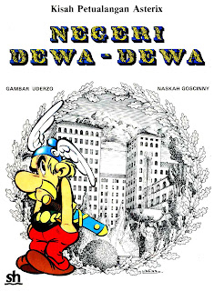 eBook Komik Asterix - Negeri Dewa Dewa
