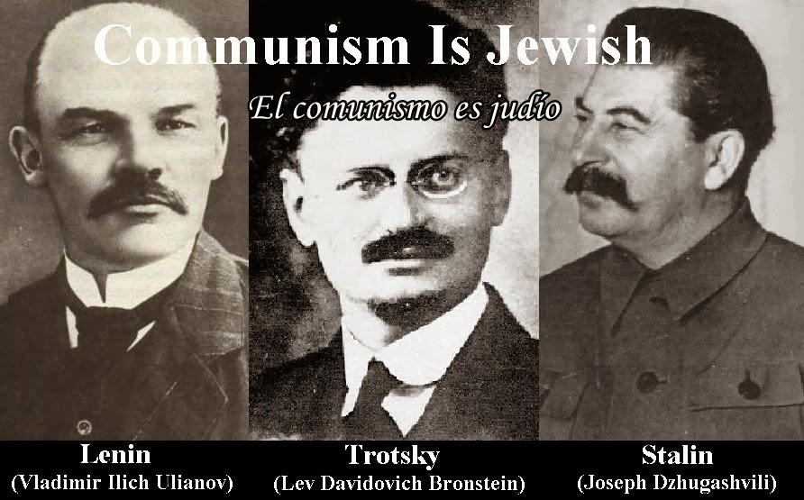 Resultado de imagen para judios comunistas