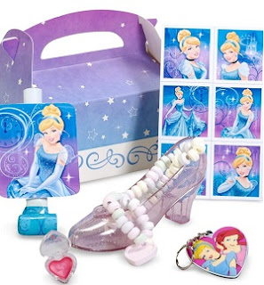 Disney Cinderella Favor Box