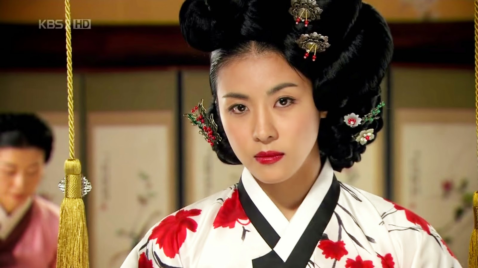 Suet Suyi Drama Korean Courtesan Gisaeng Hwang