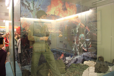 Soldat Getriebe Vietnamkrieg