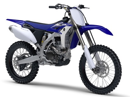 2011 yamaha yzf250 motorcycle