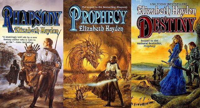 Rhapsody Trilogy: Symphony of Ages by Elizabeth Haydon | Epic Fantasy | Series Summary