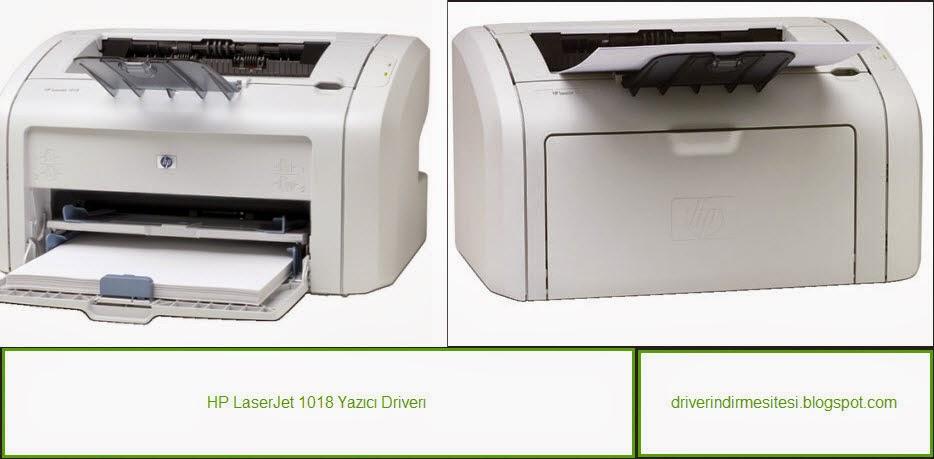 Скачать драйвер к принтеру hp laserjet 1018 для windows 7
