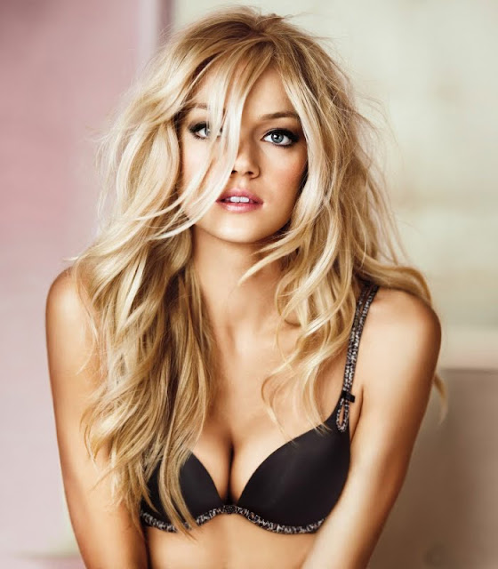 Lindsay Ellingson sexy in lingerie fashion