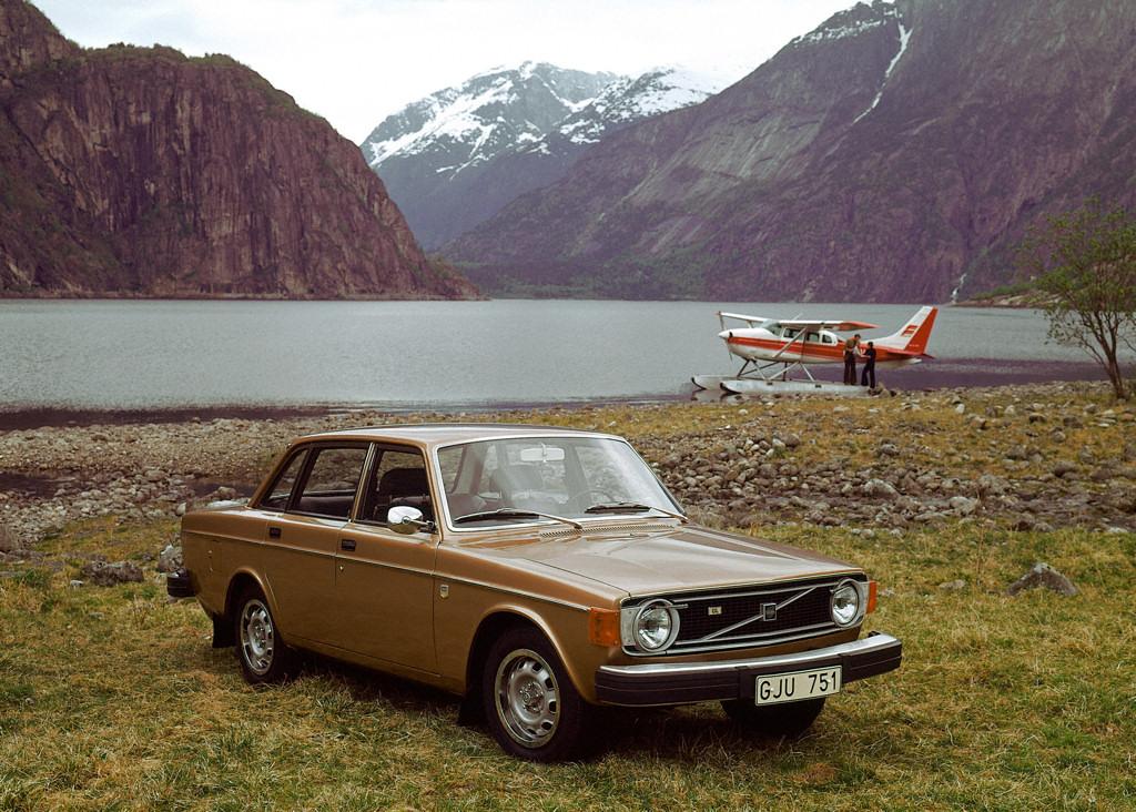 Mid 140 Volvo