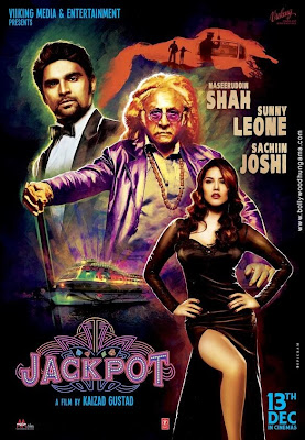 Trailer of Sunny Leone's Jackpot Movie