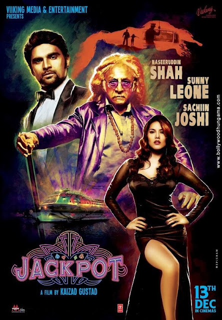 First Look Posters of Jackpot Movie