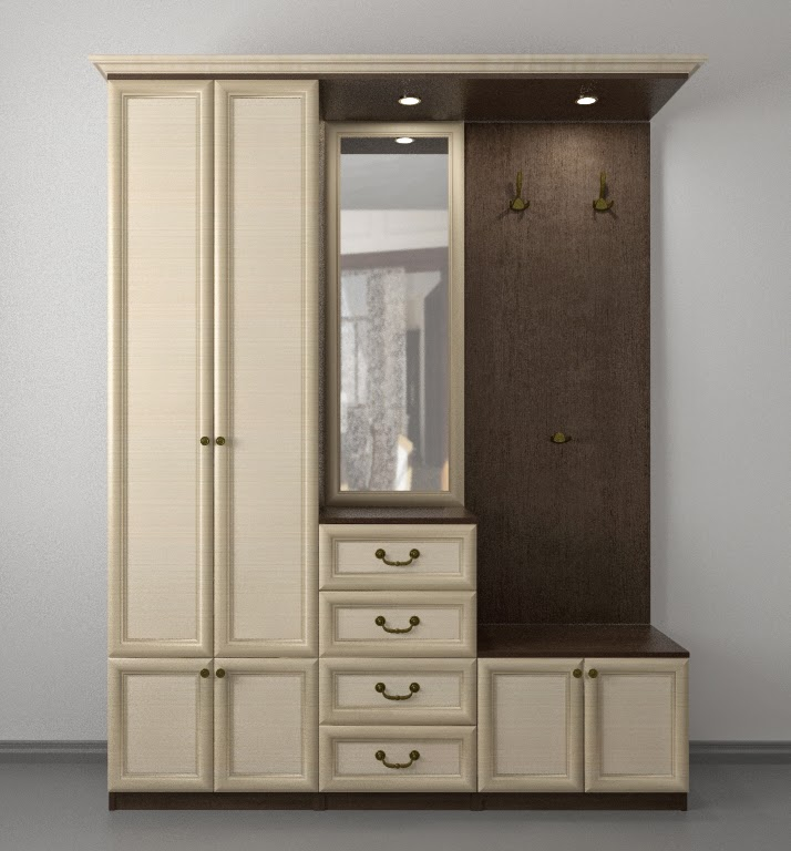 мебель для прихожих дизайн фото