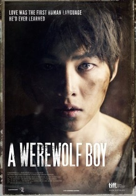The story begins when a girl finds a wolf-boy at a remote house until