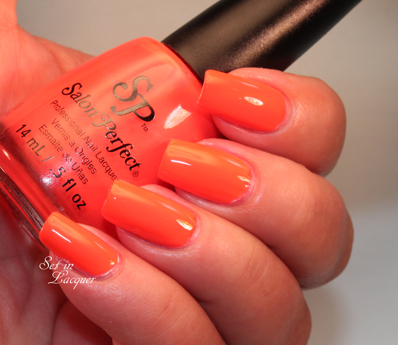 Salon Perfect - Haute Pink