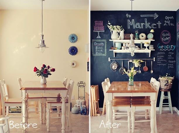 antes-y-despues-comedor-pintura-pizarra-decoracion-comedor-cambio-de-look
