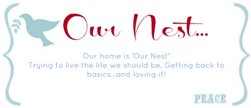 Our Nest...