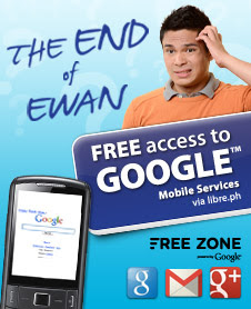 Globe Telecom: Free Access To Google