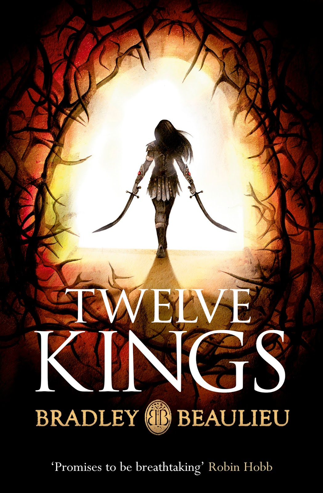 Twelve Kings book cover