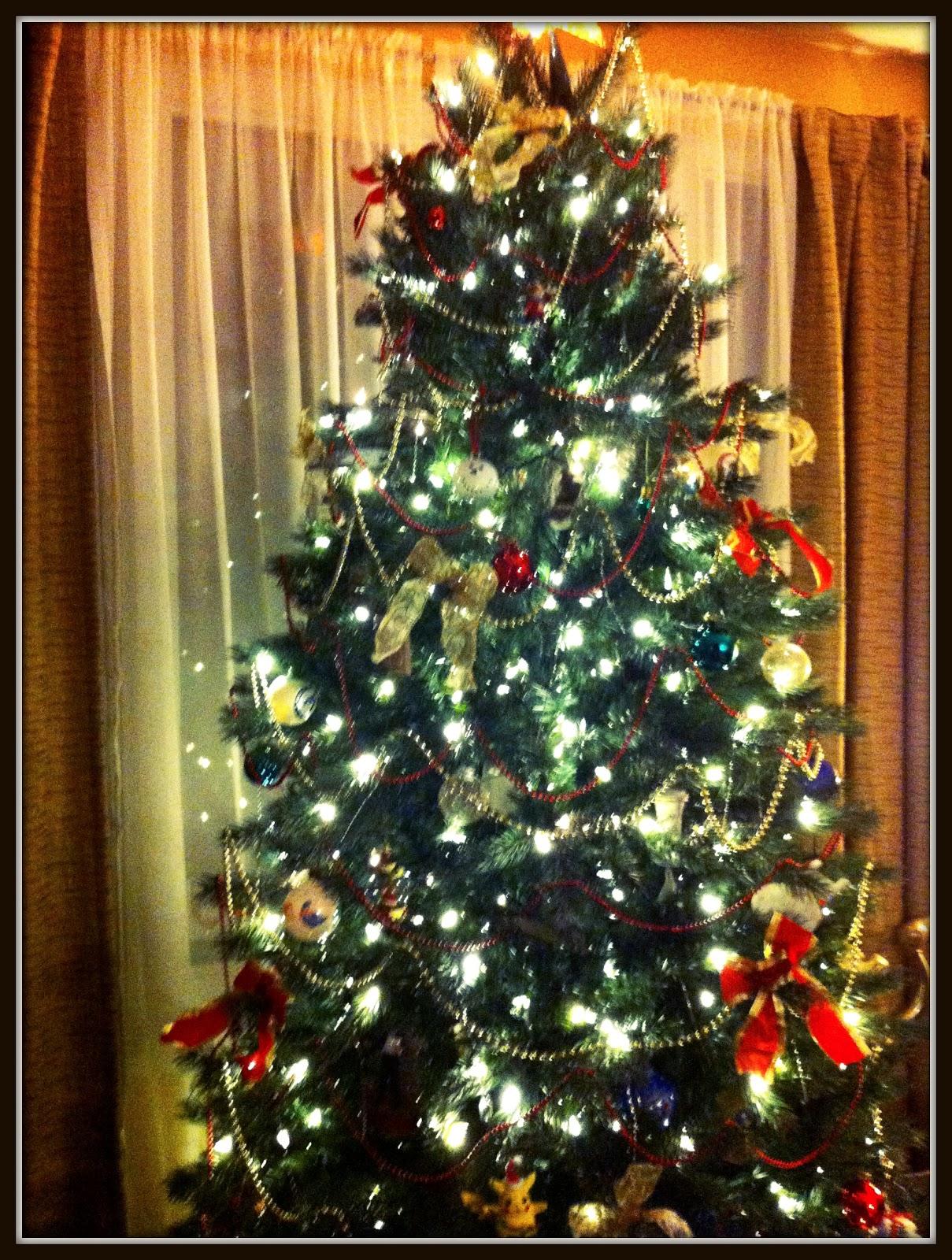 Raising My Boys O Christmas Tree