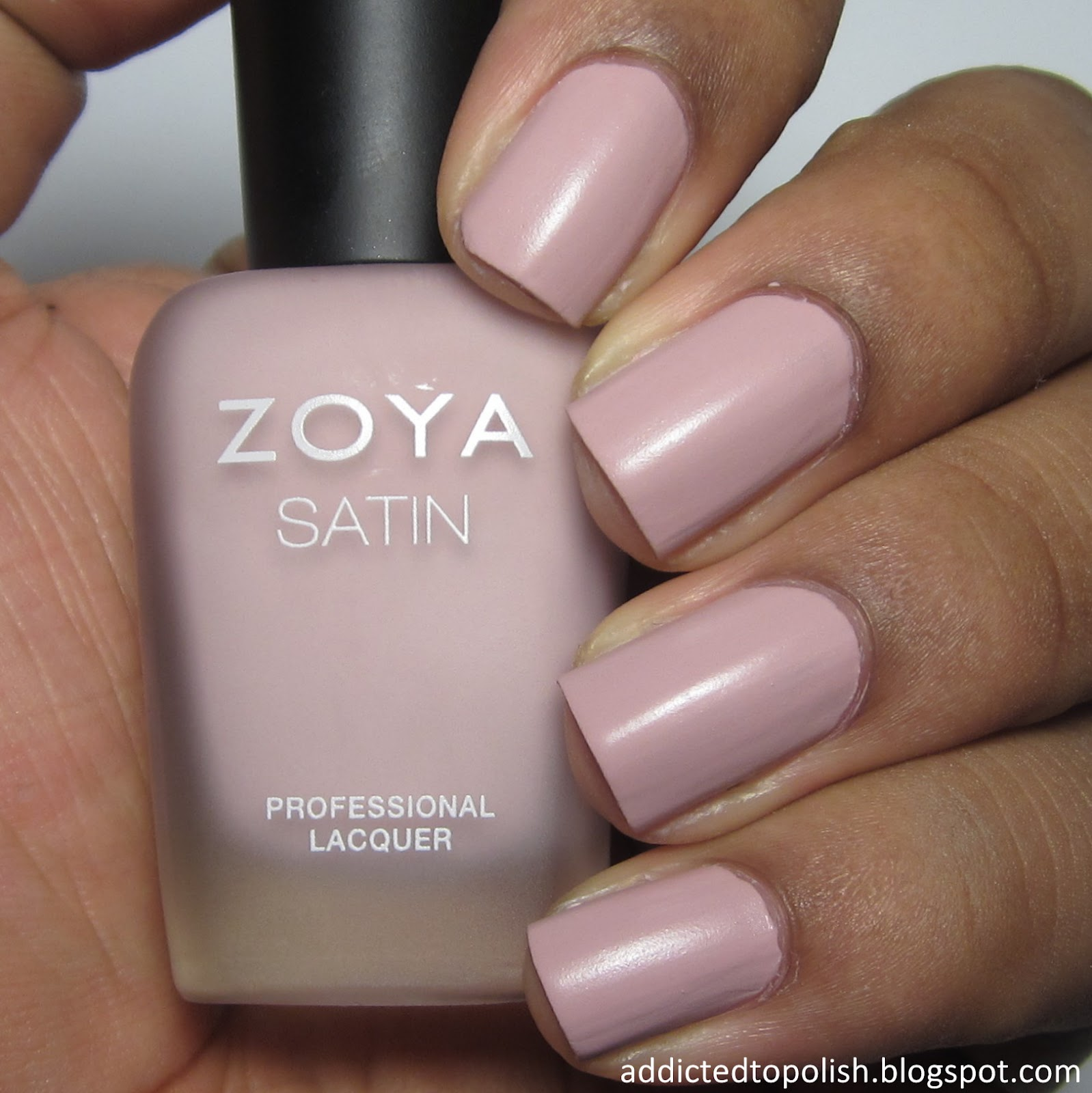 Zoya Brittany Naturel Satin