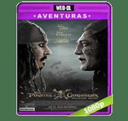 Piratas del Caribe: La Venganza de Salazar (2017) Web-DL 1080p Audio Dual Latino/Ingles 5.1