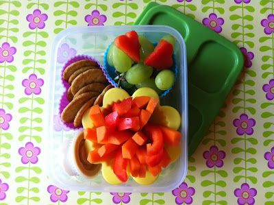 Healthy Snack for Kindergarten, kids, children