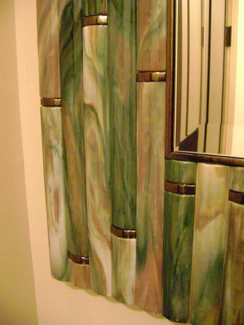 Bamboo Mirror Frame4