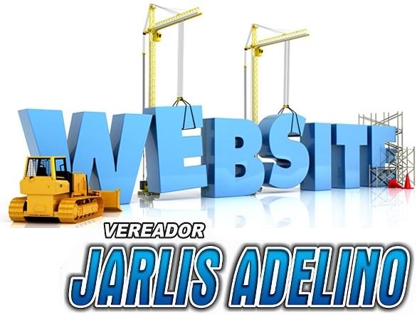 Site Vereador Jarlis Adelino