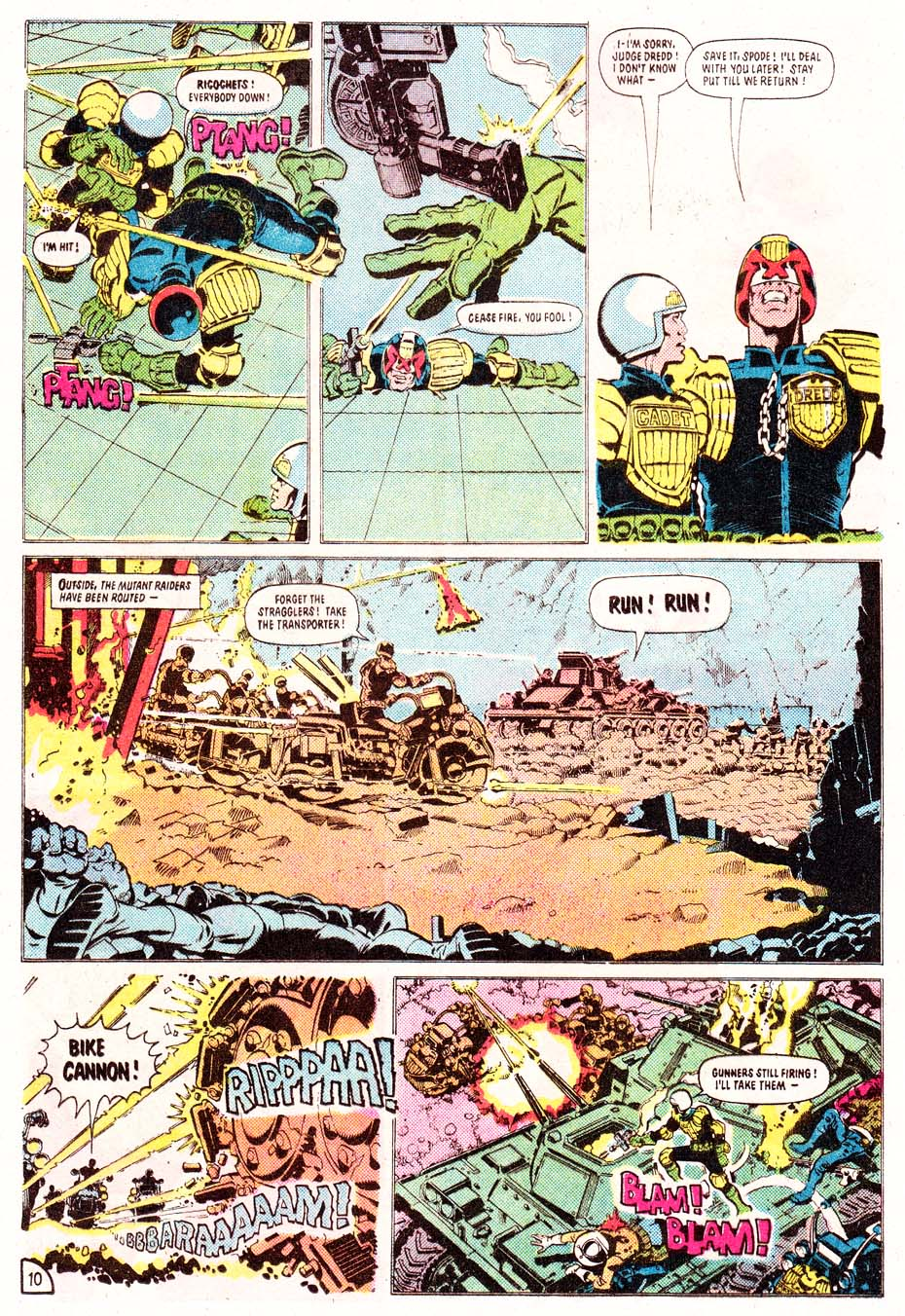 Judge Dredd: The Complete Case Files issue 5.2 - Page 1
