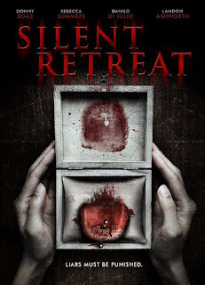 Theatrical Poster for SILENT RETREAT