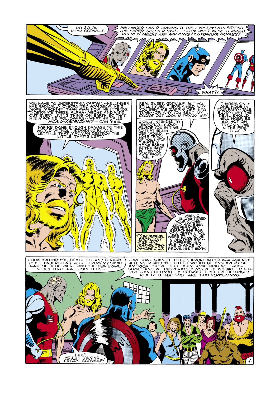 Captain America (1968) Issue #288 #204 - English 7