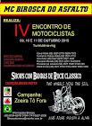 Turmalina-MG (09 à 11 de Outubro)
