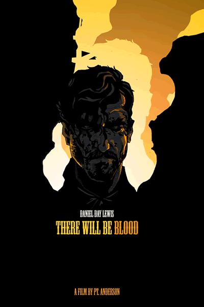 Sangue Negro Poster