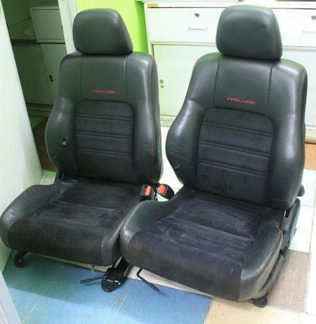 Dingz Garage Seat Honda Prelude Bb6 Leather