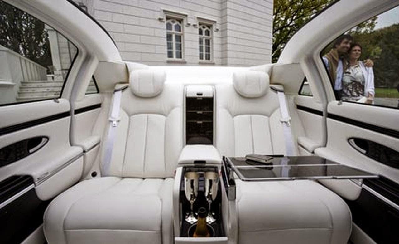 Maybach Landaulet صور سيارات: مايباخ لاندوليت