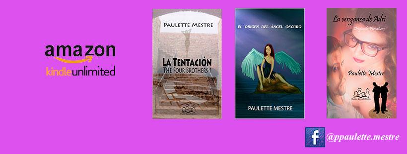 Paulette Mestre Autora