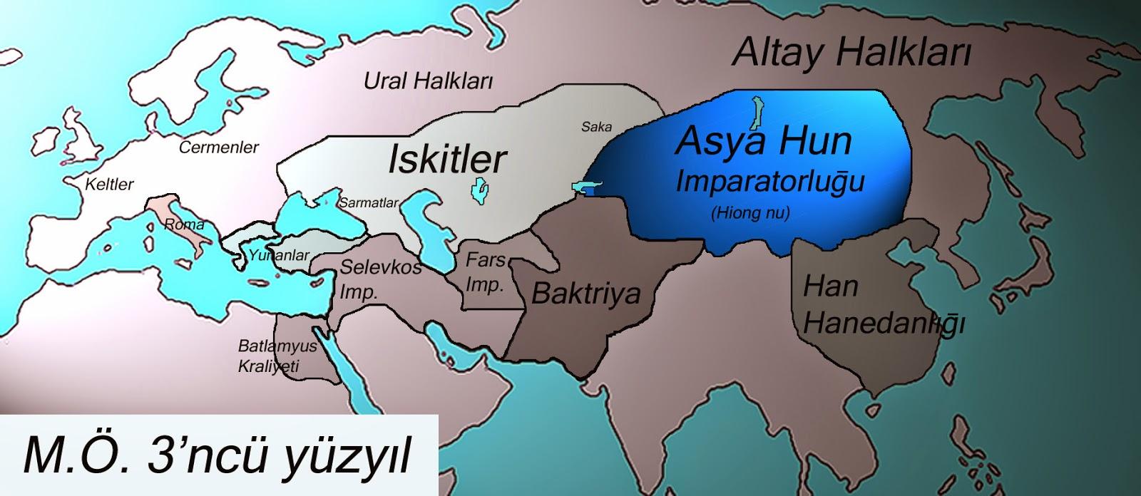 Sakalar ve Hunlar Döneminde Anadolu'da Türk Varlığı | Türk Asya - Asian  Turkish, Тюрки России