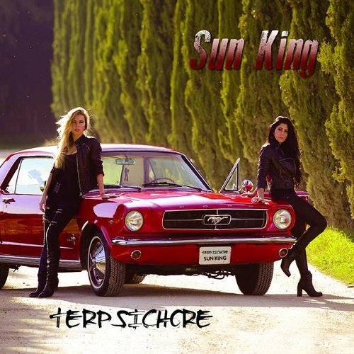 Rock album women Mustang