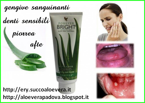 Forever bright toothgel dentifricio
