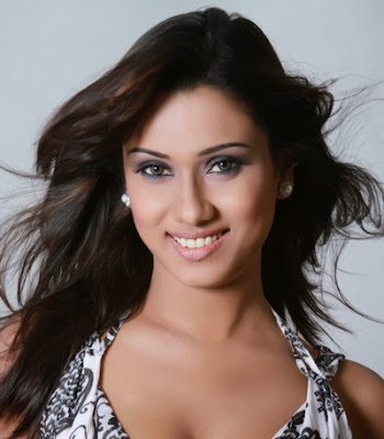 Bangladeshi actress Yamin Haque Bobby