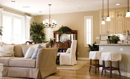Diseños de sala comedor y cocina   Ideas para decorar, diseñar y ...