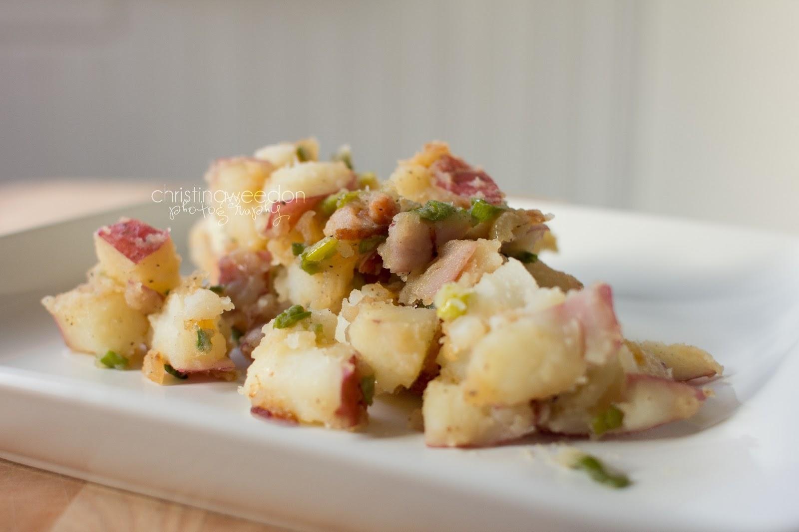 dandelions on the wall germanstyle potato salad gluten
