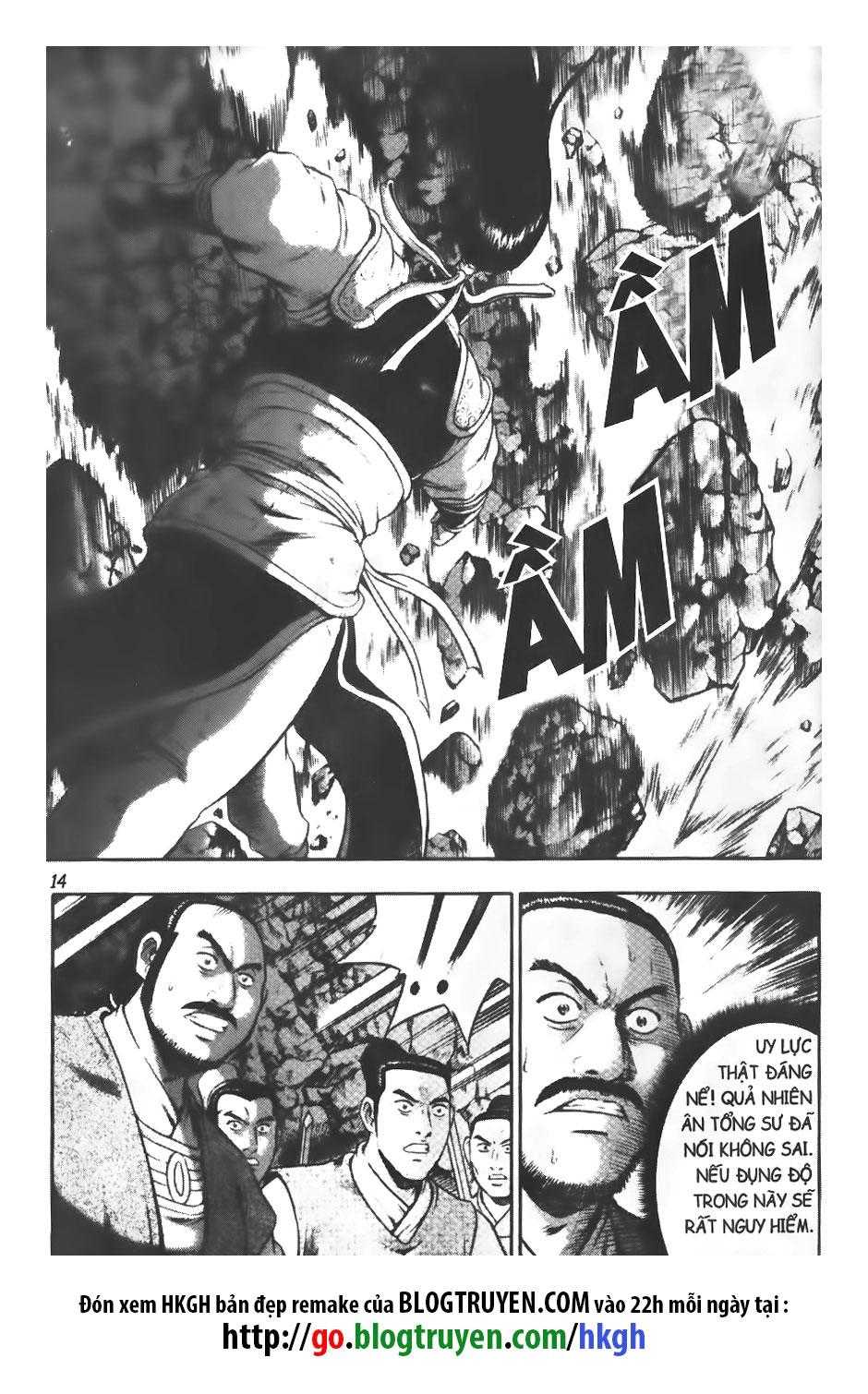 Hiệp Khách Giang Hồ chap 316 page 15 - IZTruyenTranh.com