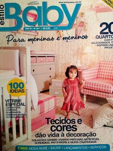 Revista Estilo Baby - 09/2013