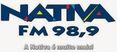 Rádio Nativa FM de Tubarão ao vivo