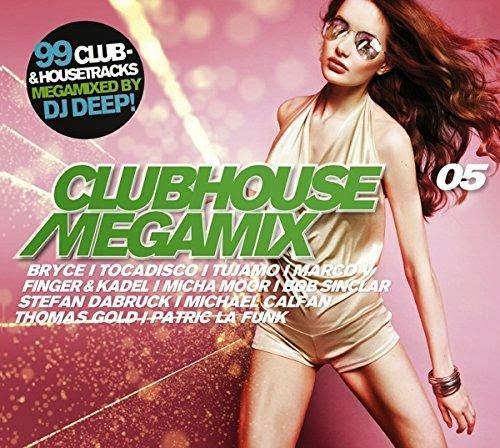 Baixar CD – Clubhouse Megamix Vol.5