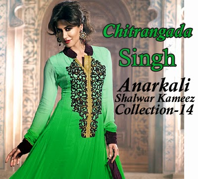 Chitrangada Singh Anarkali Shalwar Kameez Collection