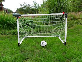 Fußballtor Kaleidoshop Spielen Testen