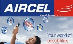 Free Aircel 1GB 2G or 3G Data