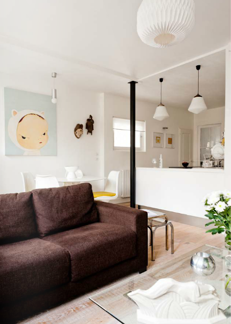 Bordeaux Townhouse (via nestpearls.blogspot.fr)