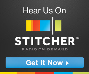 Now available on Stitcher