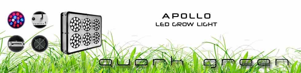 led horticole lampe apollo quarkled ampoule led eclairage led. Black Bedroom Furniture Sets. Home Design Ideas