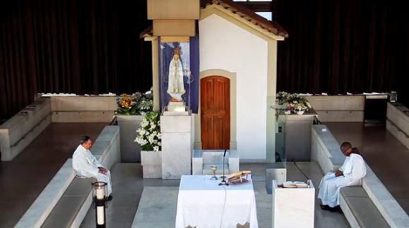 Santuario de Fátima en directo